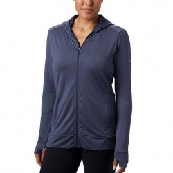 Columbia Place To Place Full Zip Hoodie - Nocturnal Heather