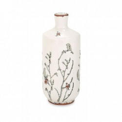 Mudpie Stamped Bird Bud Vases - Tall