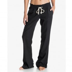 Roxy Flared Beach Pant - Black