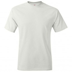 Short Sleeve Basic T-Shirt White