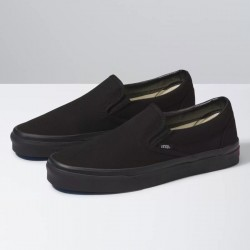 Vans Slip On - Black/Black