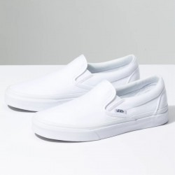 Vans Slip On - True White