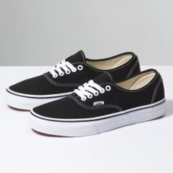 Vans Authentic - Black/White
