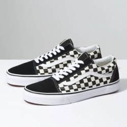 Vans Old Skool - Black/White Check
