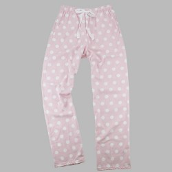 Boxercraft Flannel Pant - Pink/White Dot