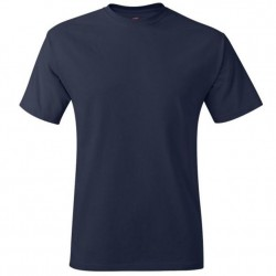 Hanes Men's TAGLESS® Short Sleeve T-Shirt - Navy