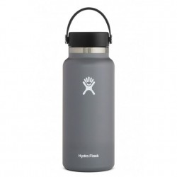 Hydro Flask 32 oz. Wide Mouth Bottle - Stone