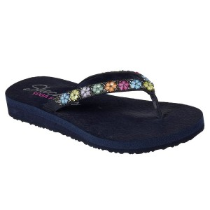Skechers Meditation - Daisy Delight - Navy