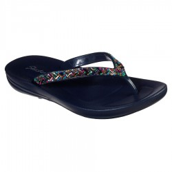 Skechers Bungalow - Brunch Date - Navy/Multi