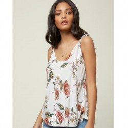 O'Neill Topher Floral Top