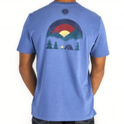 Life is Good T-Shirt - Retro Camp