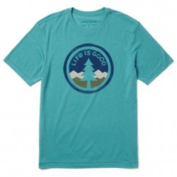 Life is Good T-Shirt - Tree Coin