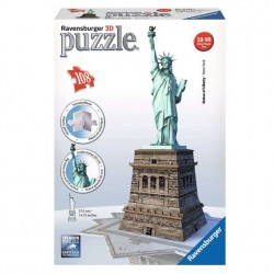 Ravensburger 3D Puzzle - Statue of Liberty