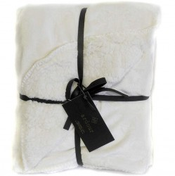 Ardour Berber Throw - Cream