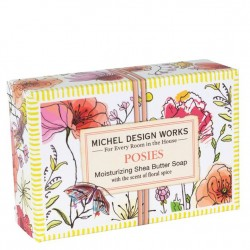 Michel Design Works Posies Bar Soap