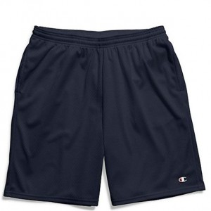 Champion Mesh Short with Side Pocket - Navy