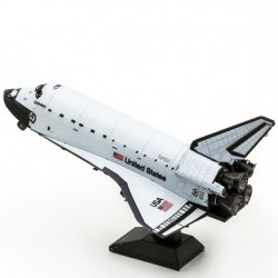 Metal Earth Space Shuttle Discover