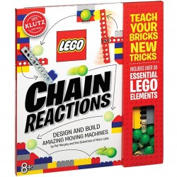 Klutz Chain Reaction Lego