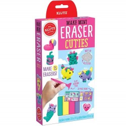 Klutz Mini Cuties Erasers