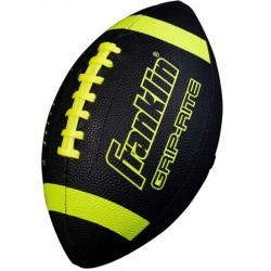 Franklin Junior Grip Rite Football - Black