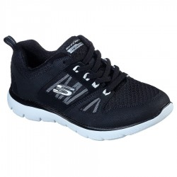 Skechers Summits - New World - Black/White