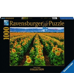 Ravensburger 1000 PC Puzzle - Fields of Gold