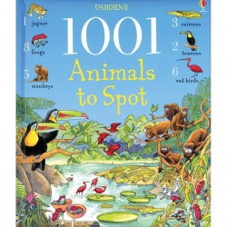 EDC 1001 Things To Spot - Animals