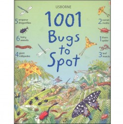 EDC 1001 Things To Spot - Bugs