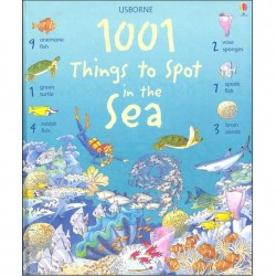 EDC 1001 Things To Spot - Sea