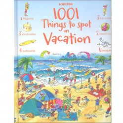 EDC 1001 Things To Spot - Vacation