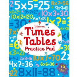 EDC Tear Off Pads - Times Tables