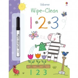 EDC Wipe Clean Book - 1-2-3