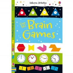 EDC Activity Puzzle Books - Brain Games