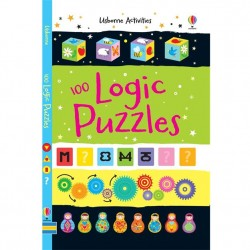 EDC Activity Puzzle Books - 100 Logic Puzzles