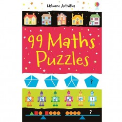 EDC Activity Puzzle Books - 99 Maths Puzzles