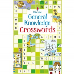 EDC Crossword Puzzle Book - General Knowledge