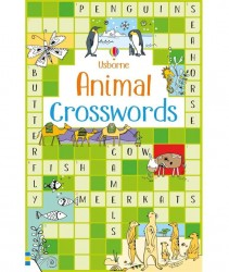 EDC Crossword Puzzle Book - Animal