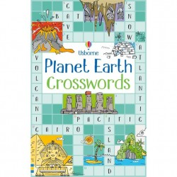EDC Crossword Puzzle Book - Planet Earth