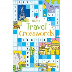 EDC Crossword Puzzle Book - Travel