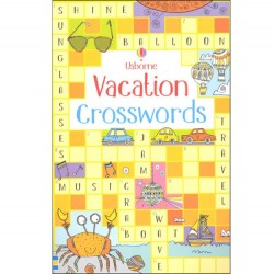 EDC Crossword Puzzle Book - Vacation