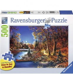 Ravensburger 500 PC Puzzle - Still of the Night