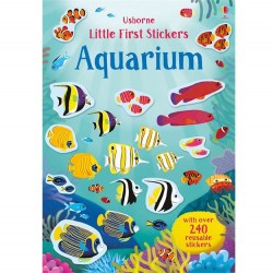 EDC Sticker Book - Aquarium