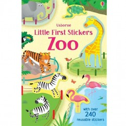 EDC Sticker Book - Zoo