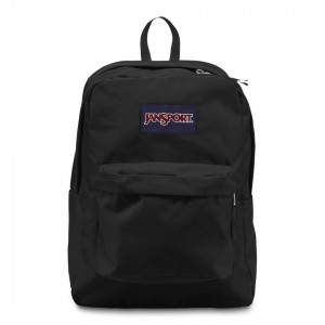 "Jansport ""Superbreak"" Backpack - Black"