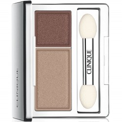 Clinique All About Shadow™ Duo - Ivory Bisque/Bronze Satin
