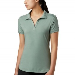 Columbia Essential Elements Polo Shirt - Light Lichen
