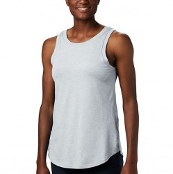 Columbia Place To Place Omni Wick Tank Top - Cirrus Grey