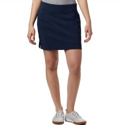 Columbia Anytime Casual Stretch Nylon Straight Skort - Collegiate Navy
