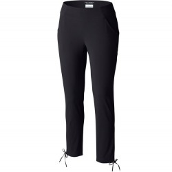 Columbia Anytime Casual Stretch Nylon Ankle Pant - Black