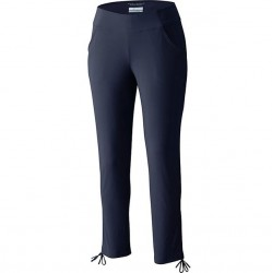 Columbia Anytime Casual Stretch Nylon Ankle Pant - Nocturnal